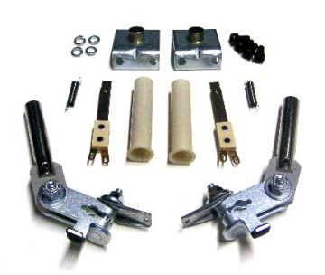 Early 1967-1979 Williams Pinball Machine Complete Flippers Rebuild Kit